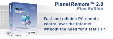 PlanetRemote 2.0 Plus Edition PC Remote Control